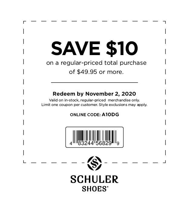 schuler shoes coupons store cheap online