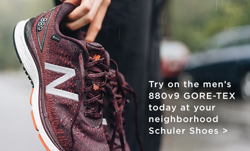 Men's New Balance 880 GORE-TEX | Schuler Shoes